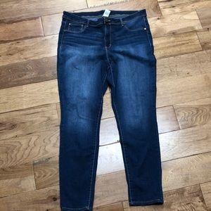 Women's 18 jeans